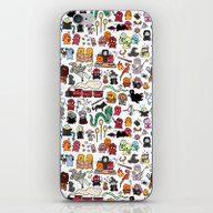 Kawaii Harry Potter Dood… iPhone & iPod Skin