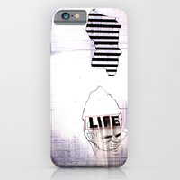 iPhone & iPod Case featuring LIFE by Matthew Williams