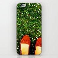 Green Green Grass iPhone & iPod Skin