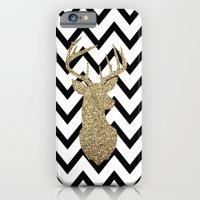Glitter Deer Silhouette … iPhone 6 Slim Case