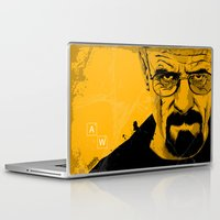 breaking bad Laptop & iPad Skins featuring Breaking Bad by The Art Warriors