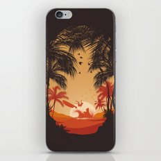 Summertime Madness iPhone & iPod Skin