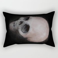 Bones X Rectangular Pillow