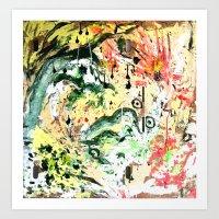 Untitled 34 Art Print