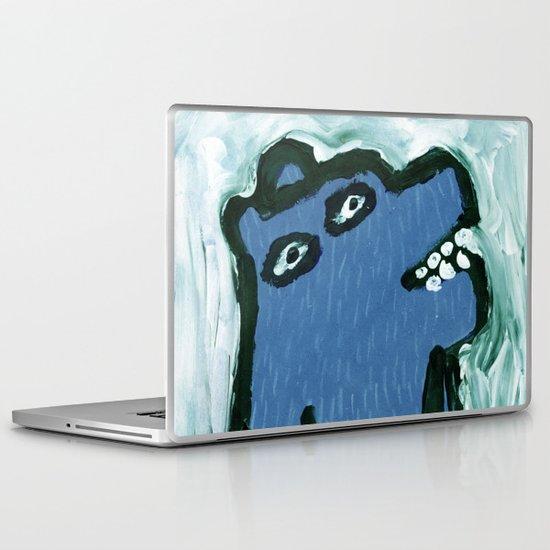 Art Bear Laptop & iPad Skin