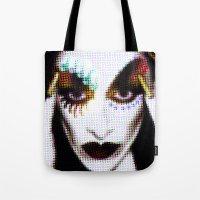 DIAMANDA Tote Bag