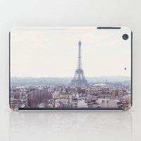 La Tour Eiffel iPad Case