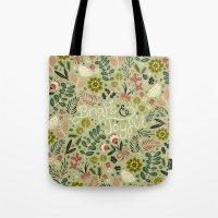 Bright & Joyful Tote Bag