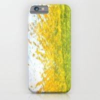 iPhone & iPod Case featuring Into the Liquid by Jillian Schipper