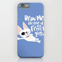 Draw Me Like One Of Your… iPhone 6 Slim Case