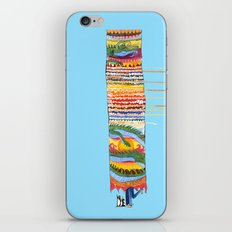 Love in the Year of the Dragon, penguins and lovers iPhone & iPod Skin