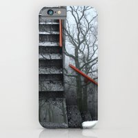 iPhone & iPod Case featuring Into the Woods by KunstFabrik_StaticMovement Manu Jobst