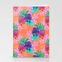 Heidi Tropical Stationery Cards