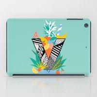 Vegan Fruit Bowl  iPad Case