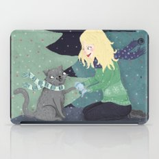 Giving Gifts at Christmas iPad Case