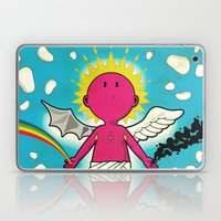 Love & Hate Laptop & iPad Skin