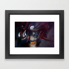 Announcement Framed Art Print