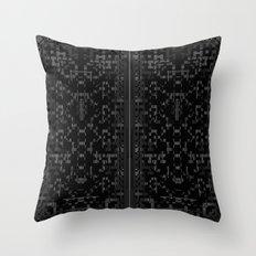 Divide Throw Pillow