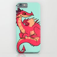 iPhone Cases featuring MMMISCHIEVOUS MMMANNERS by TERRIBLE_BEAST