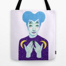 Bablien I -  Space Queen Tote Bag