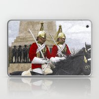 Household Cavalry Changing Of The Guard Art Laptop & iPad Skin