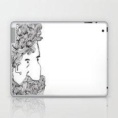 Bearded Man Laptop & iPad Skin