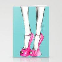 Giuseppe Zanotti Shoes Stationery Cards