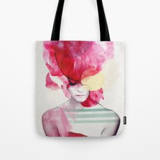 Bright Pink - Part 2  Tote Bag