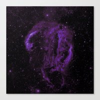 Private Space Canvas Print