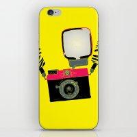 Diana Mini iPhone & iPod Skin