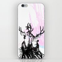 Oh, Deer iPhone & iPod Skin