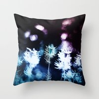 Zircon Throw Pillow
