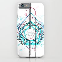 iPhone & iPod Case featuring I See Them And Say Nothing by Mikah Washed