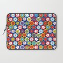 Festive Print Laptop Sleeve