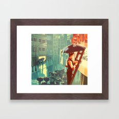 Now Showing (2014) Framed Art Print