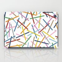 Kerplunk Repeat iPad Case