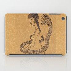 SnakeGirl  iPad Case