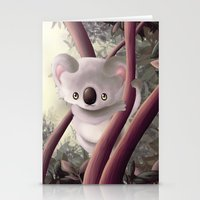 Kappa Koala Stationery Cards