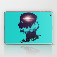 The World Forgetting By … Laptop & iPad Skin