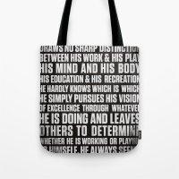 Always Be You-Black Tote Bag
