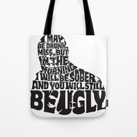 Best Churchill Quote Eve… Tote Bag