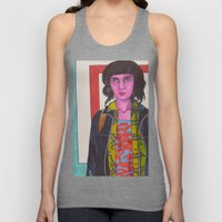My Name Is Jessica Hyde Unisex Tank Top