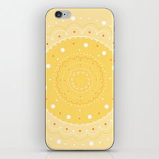 70's vibe iPhone & iPod Skin