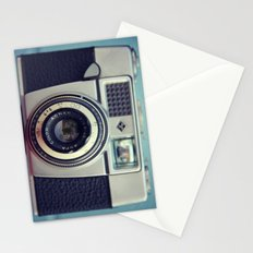 Old Agfa Camera Stationery Cards