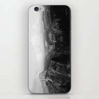 Yosemite X Glacier Point iPhone & iPod Skin