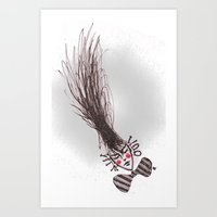 NEW PUNK Art Print