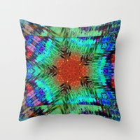 Dreaming in Lucidity Throw Pillow