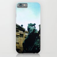 iPhone & iPod Case featuring Horse Statue by Braven