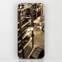 Organized Chaos iPhone & iPod Skin