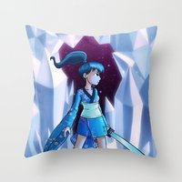 Pluto Princess Throw Pillow